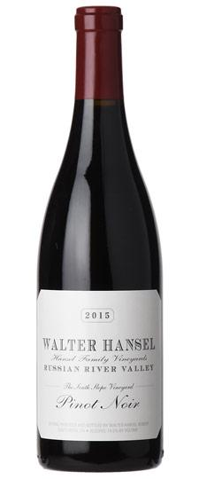 Walter Hansel 2016 South Slope Pinot Noir, Russian River Valley