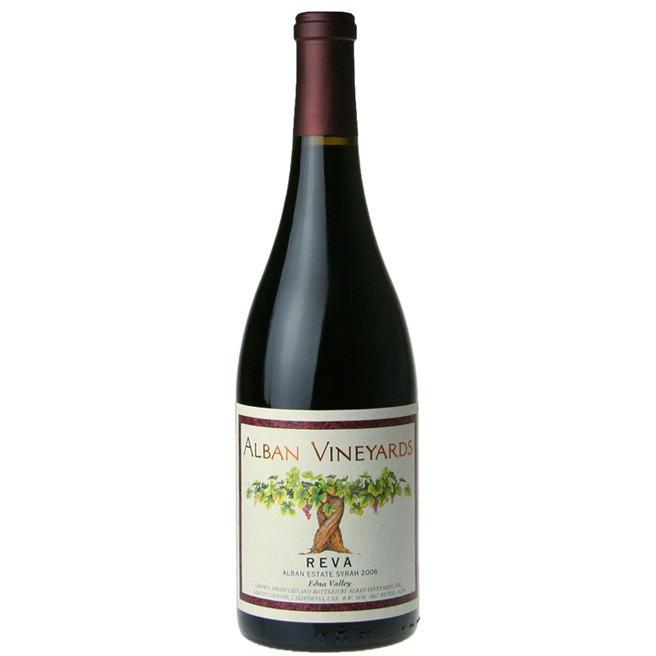 Alban 2013 Reva Syrah, Edna Valley