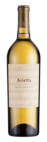 "Arietta 2017 ""One The White Keys"" White Wine Napa Valley"