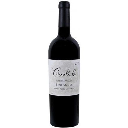 Carlisle 2013 Montafi Ranch Zinfandel, Russian River Valley - Brix26