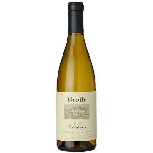 Groth 2018 Chardonnay, Napa Valley