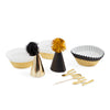 Gold Dipped Cupcake Kit