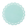 Mint Doily Set of 25