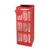 Ho!Ho!Ho! No Mess™ Glitter 1.5L Bottle Bag By Cakewalk