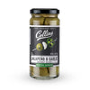 Double Stuffed Jalapeno & Garlic Olives 5oz