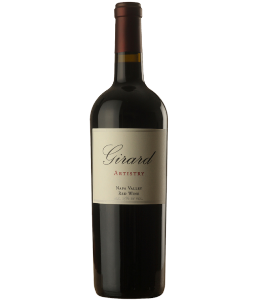 Girard 2013 Artistry Proprietary Red, Napa Valley