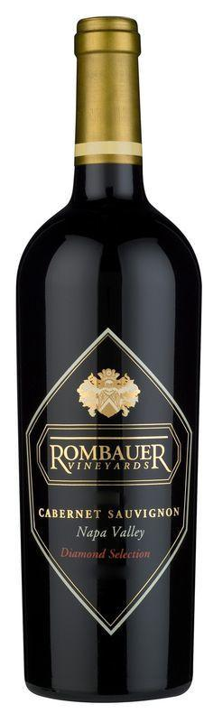 "Rombauer 2013 ""Diamond Selection"" Reserve Cabernet Sauvignon, Napa Valley - Brix26"