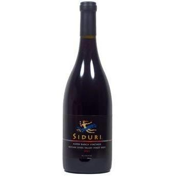 Siduri 2014 Russian River Valley Pinot Noir - Brix26