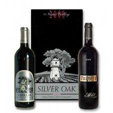 Silver Oak Cellars Collector Gift Pack - 6 bottles - Brix26