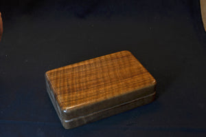 "4x6"" Highly figured black walnut"