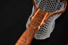 Load image into Gallery viewer, Extremely Highly figured Claro Walnut trout net