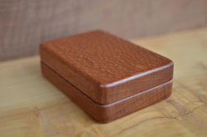 "4x6"" Lacewood fly box"