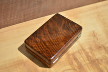 "Load image into Gallery viewer, 4x6"" Highly figured black walnut"