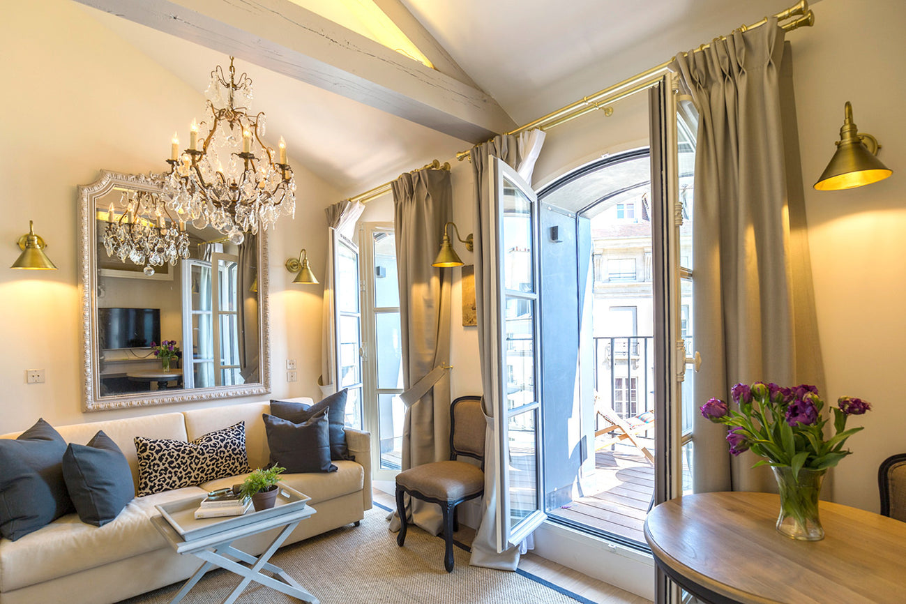 A Paris renovation