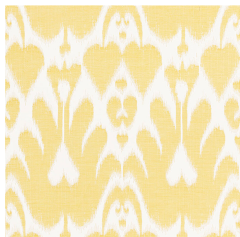 Schumacher Lela Cotton Ikat