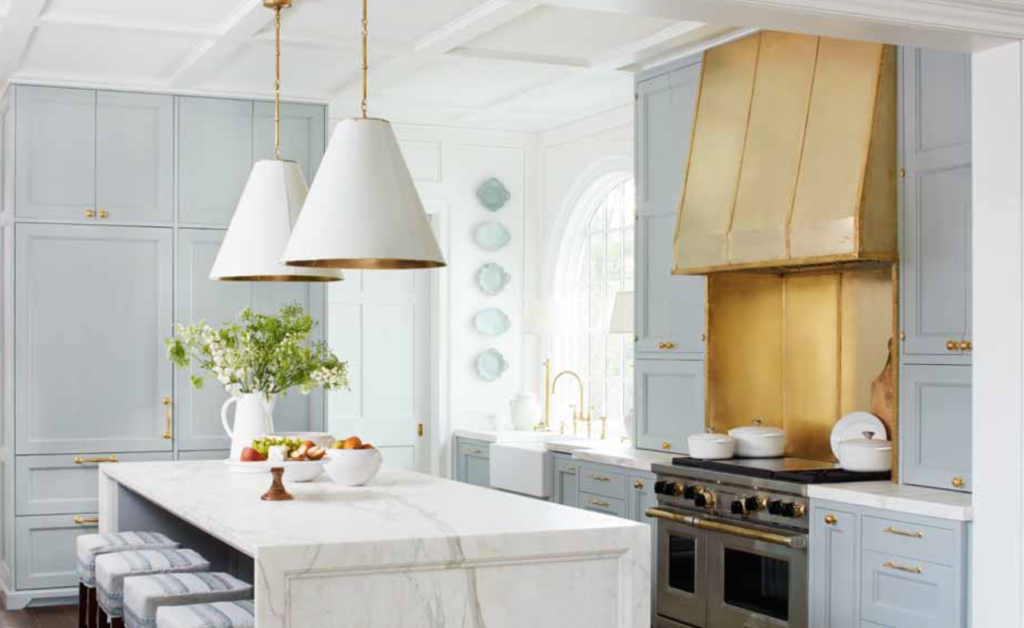 "The <a target=""_blank"" href=""http://atlantahomesmag.com/article/history-in-the-making/"">2017 Southeastern Designer Showhouse</a> was a massive renovation. The result of all that work? Pure perfection."