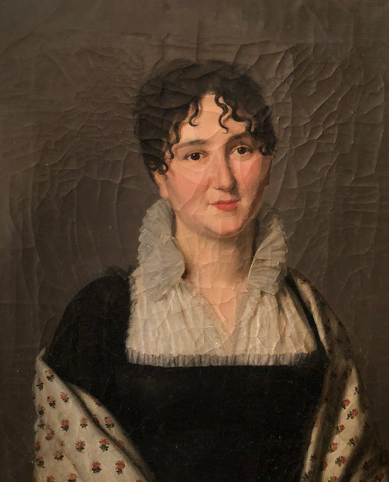 Heritage - Portrait of a Woman III