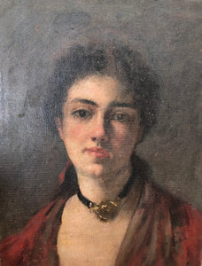 Heritage - Portrait of a Woman IV
