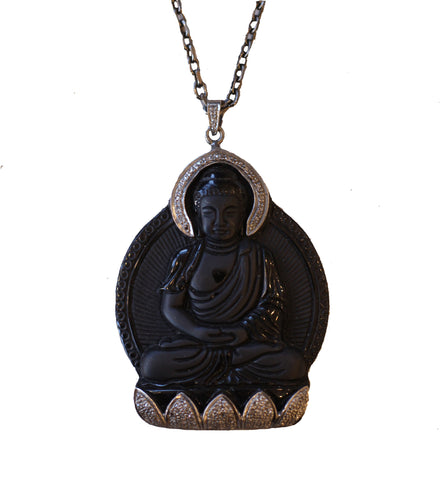 KZ Noel Buddha Necklace