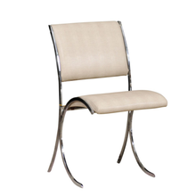 Load image into Gallery viewer, Vintage Chrome Dining Chair