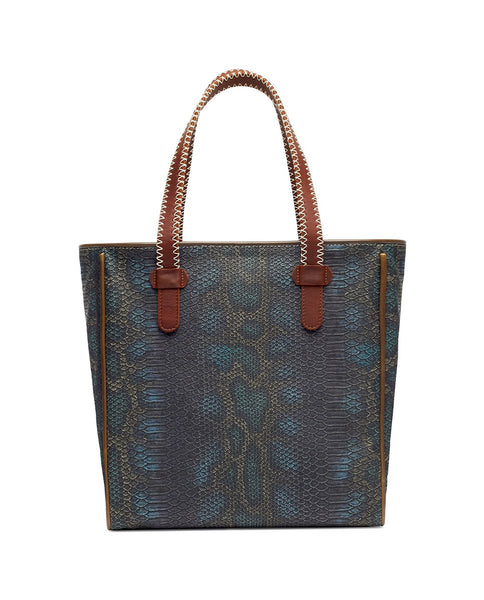 Rattler Navy Classic Tote