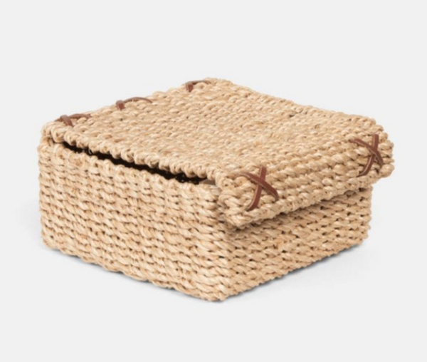 Abaca Cocktail Napkin Tray