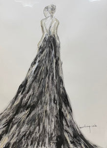 Bonnie B. Cooke - Gorgeous in Graphite IV