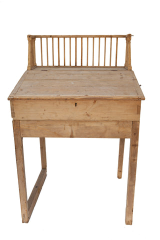 French Pine Desk