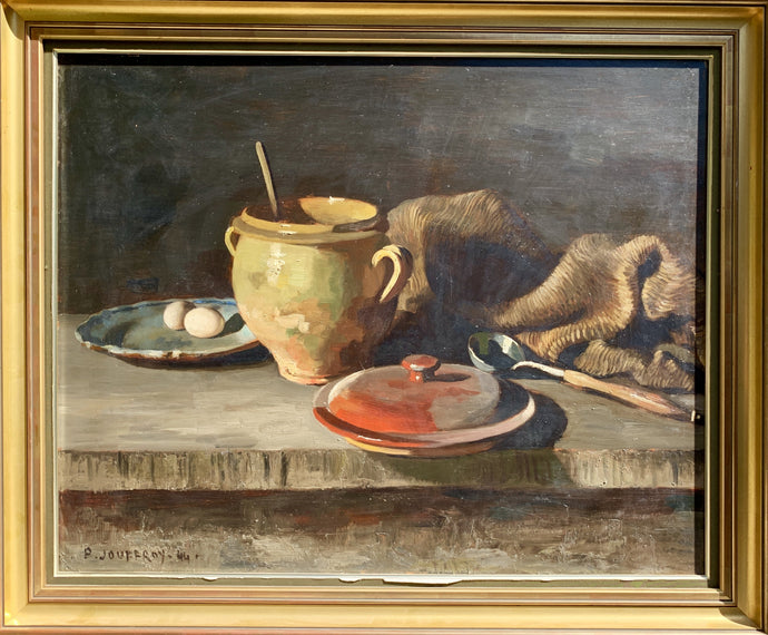 Heritage - Still Life by Jouffroy, 1944