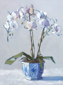 Lesley Powell - Orchid in Full Swing