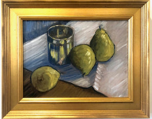 Ginny Williams - Pears for Manet