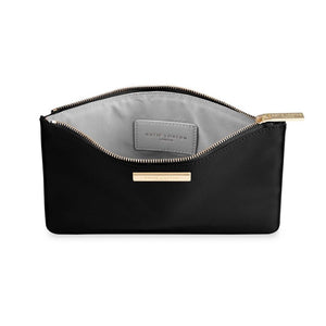 Black Perfect Pouch