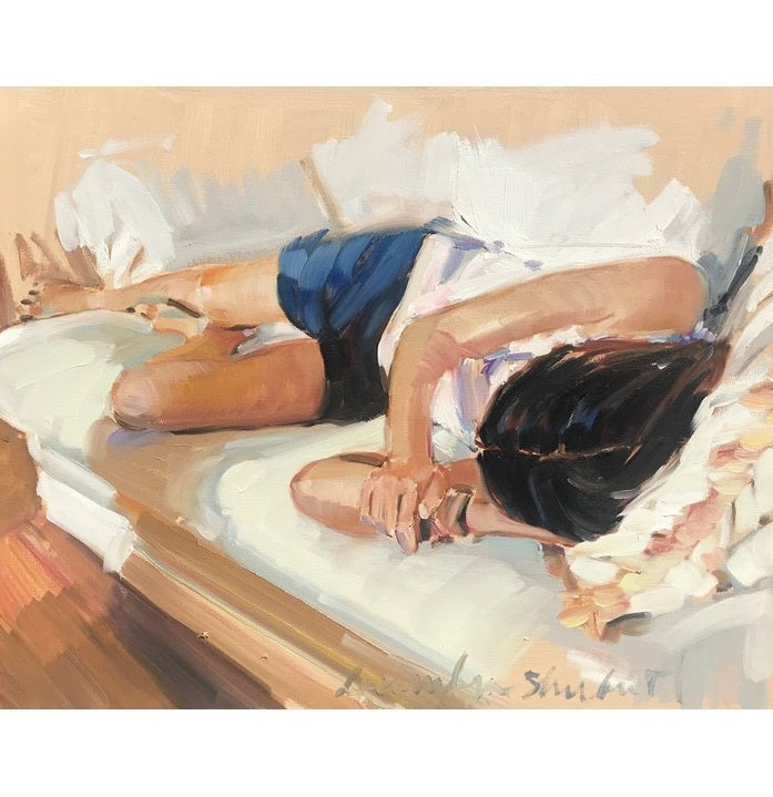Laura Shubert - Alexandra Napping