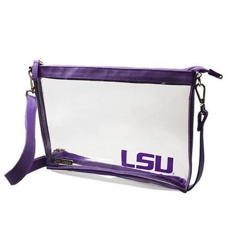 LSU Small Stadium Crossbody