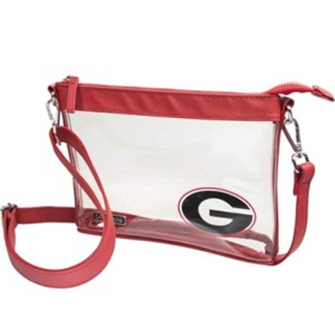 UGA Small Stadium Crossbody