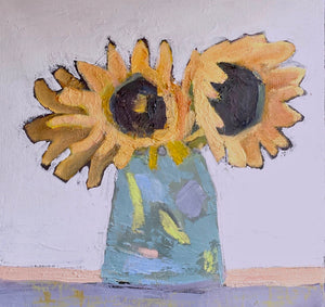 Anne Harney - Sunflowers