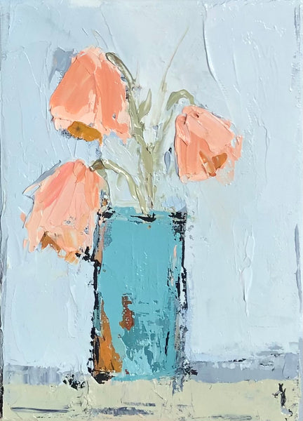 Geri Eubanks - Tulips II