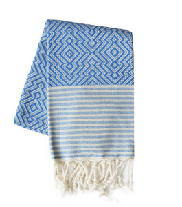 Moderne Hand Towel in Denim