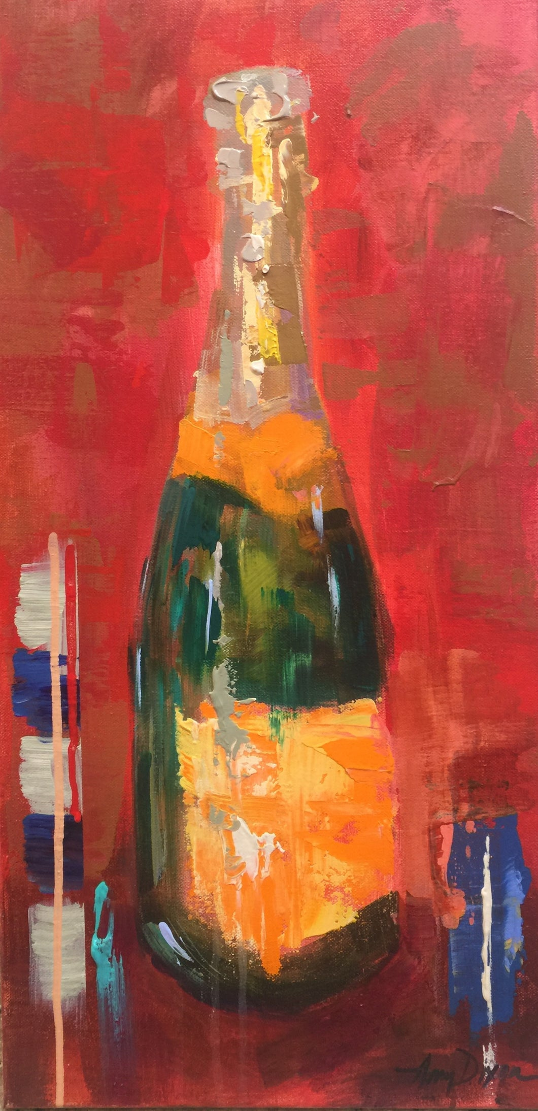 Amy Dixon - Veuve Rouge