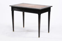 Load image into Gallery viewer, Black Louis XVI Desk