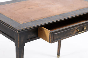 Black Louis XVI Desk