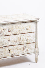 Load image into Gallery viewer, Painted White Louis XVI Commode