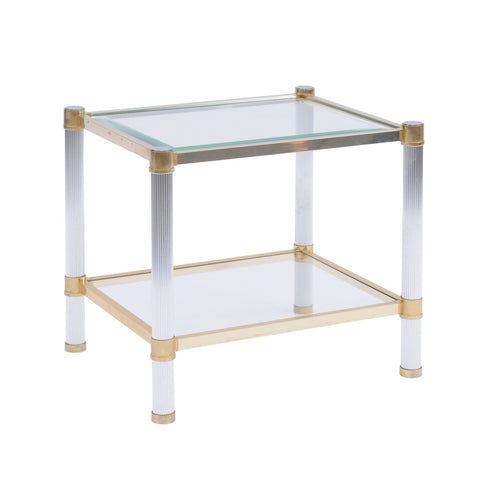 Pierre Vandel Stackable Side Table