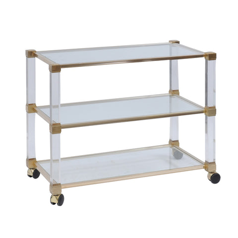 Pierre Vandel Bar Cart