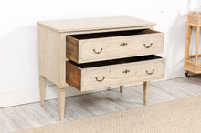 Load image into Gallery viewer, Painted Pine Commode