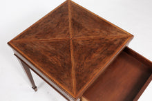 Load image into Gallery viewer, 1930s Mahogany Game Table