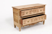 Load image into Gallery viewer, louis xvi stripped oak commode
