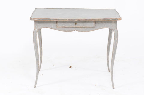 19th Century Louis XV-Style Pine Table