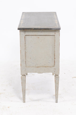 Painted Louis XVI Commode