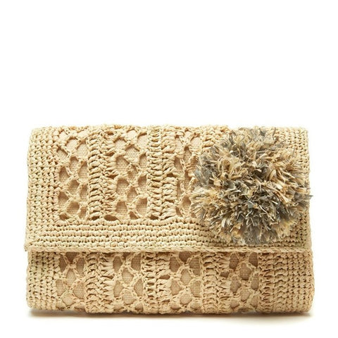 Mar Y Sol Anabel Clutch